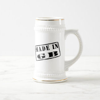 Made in GB Beer Steins