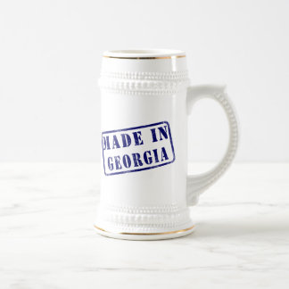 Made in Georgia Beer Stein