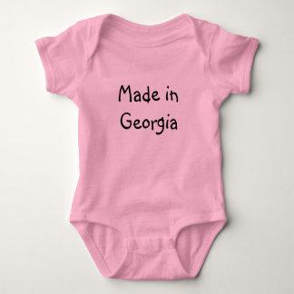 Made in Georgia infant Creeper