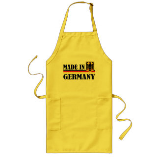 Made In Germany Long Apron