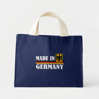 Made In Germany Mini Tote Bag
