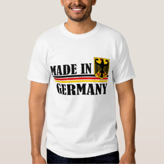 Made In Germany T-shirts