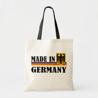 Made In Germany Budget Tote Bag