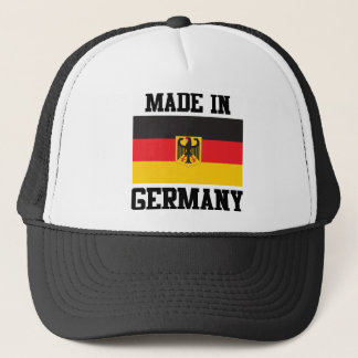 Made In Germany Trucker Hat