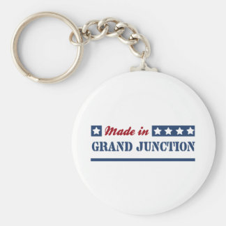 Made in Grand Junction Key Chains