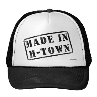 Made in H-Town Trucker Hats