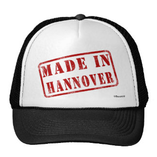 Made in Hannover Cap