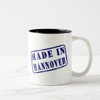 Made in Hannover Two-Tone Mug