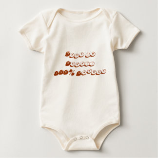 Made in Hawaii100% Samoan Baby Bodysuit