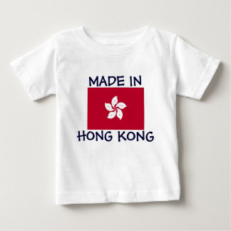 Made in Hong Kong Baby T-Shirt