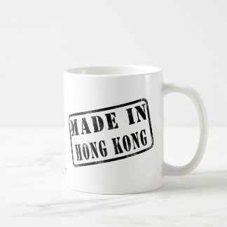 Made in Hong Kong Coffee Mug