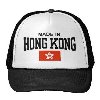 Made in Hong Kong Hats