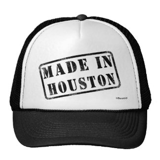 Made in Houston Mesh Hat