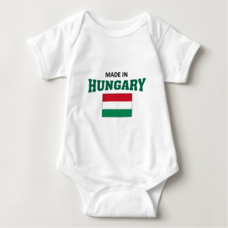 Made in Hungary Baby Bodysuit