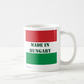 Made in Hungary Coffee Mug