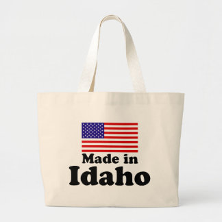 Made in Idaho Tote Bags