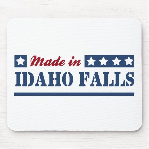 Made in Idaho Falls Mousepads