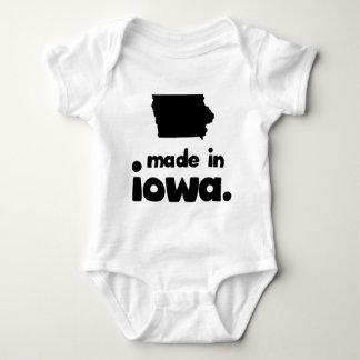 Made in Iowa Baby Bodysuit