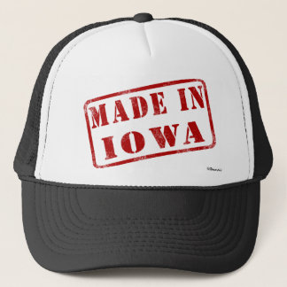 Made in Iowa Trucker Hat