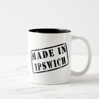 Made in Ipswich Two-Tone Coffee Mug