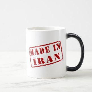 Made in Iran Magic Mug