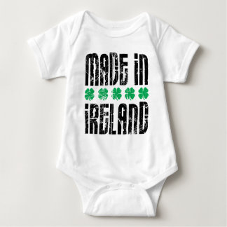 Made In Ireland Baby Bodysuit