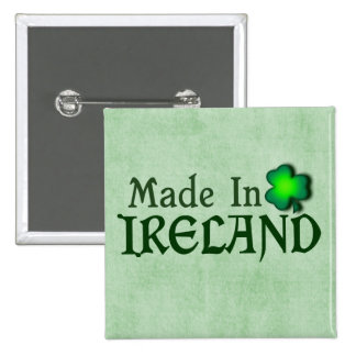 Made in Ireland Pins