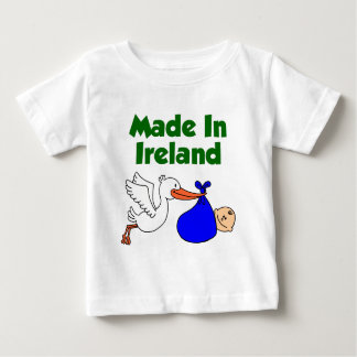 Made In Ireland (Boy) Baby T-Shirt