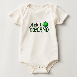 Made in Ireland Custom Irish Slogan Baby Bodysuit