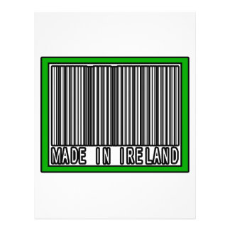 Made In Ireland Flyer Design