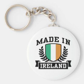 Made In Ireland Key Chains
