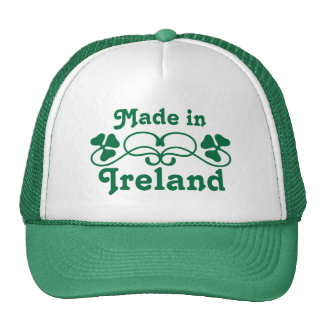 Made In Ireland Mesh Hat