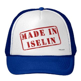 Made in Iselin Cap