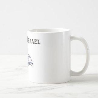 Made In Israel Basic White Mug