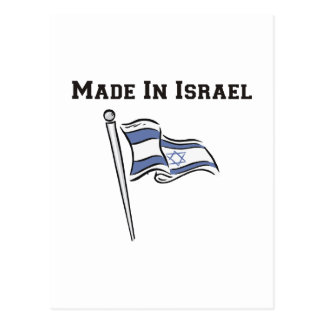 Made In Israel Post Cards