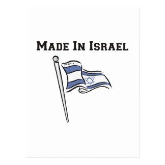 Made In Israel Postcard
