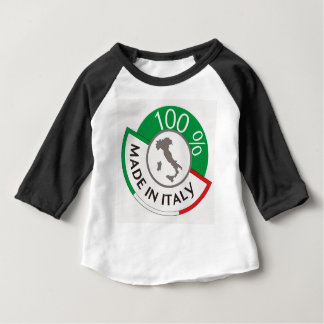 MADE IN ITALY 100% BABY T-Shirt