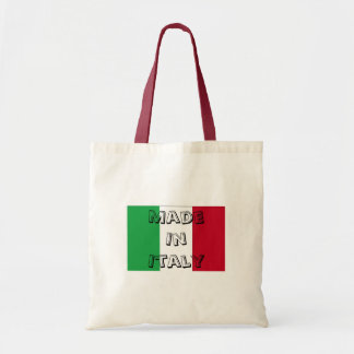 Made In Italy Budget Tote Budget Tote Bag