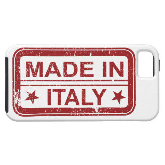 Made in Italy iPhone5 Case iPhone 5 Cover