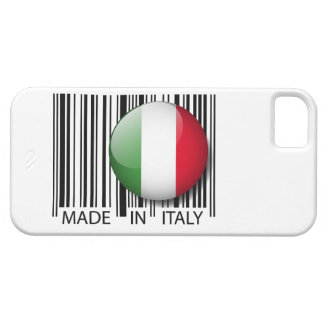 Made in Italy iPhone5 Case iPhone 5 Case