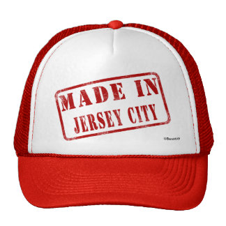 Made in Jersey City Cap