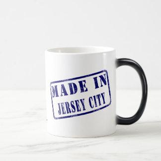 Made in Jersey City Morphing Mug