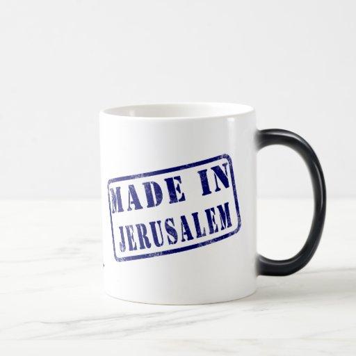 Made in Jerusalem Mug