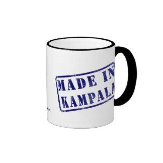 Made in Kampala Ringer Mug
