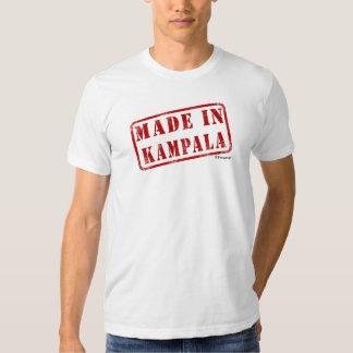 Made in Kampala T-shirts