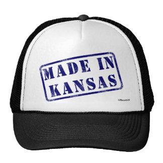 Made in Kansas Cap