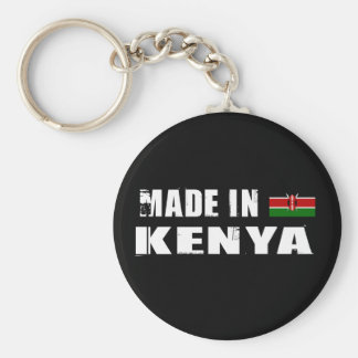 Made in Kenya Key Ring