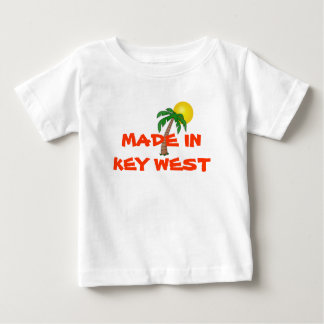 """Made in Key West"" baby shirt"
