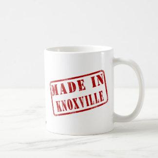 Made in Knoxville Basic White Mug