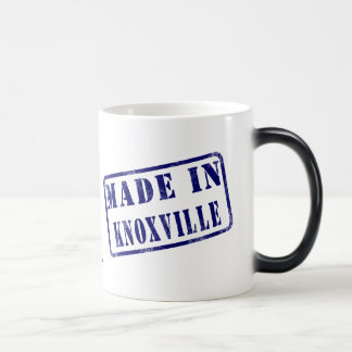 Made in Knoxville Morphing Mug